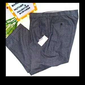 Ben Silver Vitale Barberis Canonico Flannal pants
